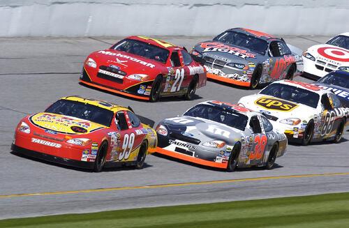 NASCAR_practice