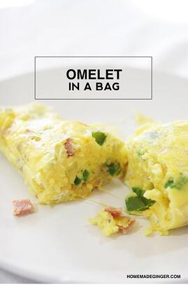 OMELET-IN-A-BAG