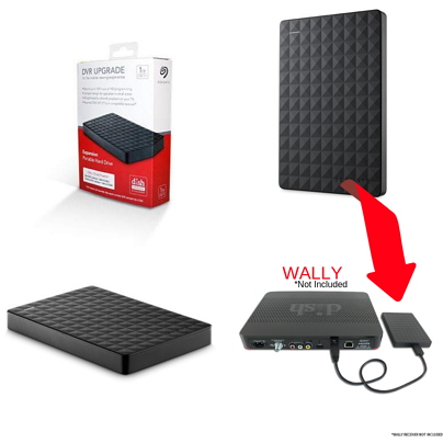 DISH DVR for Wally