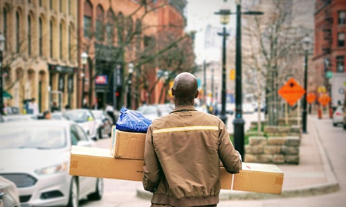 delivery man 500x300