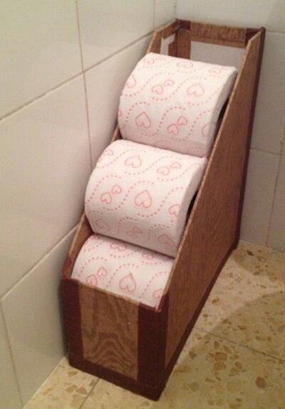toilet paper holder
